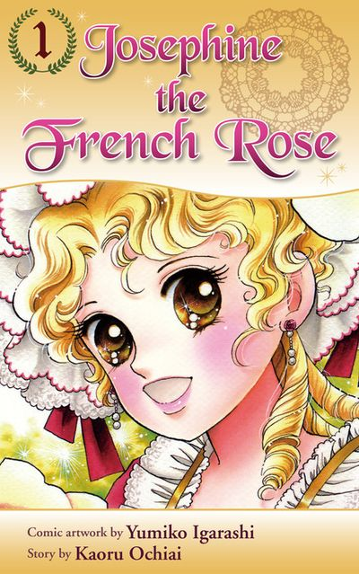 Josephine the French Rose 1