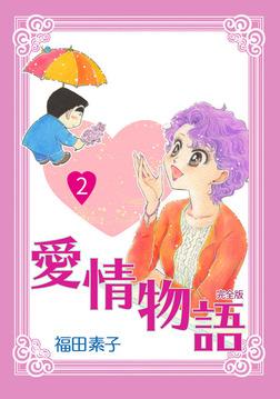 愛情物語【完全版】(2)-電子書籍