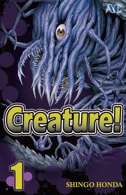 Creature!, Volume 1-電子書籍