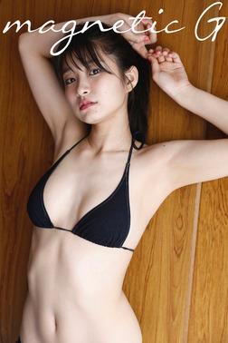 magnetic G 益田恵梨菜 complete-電子書籍
