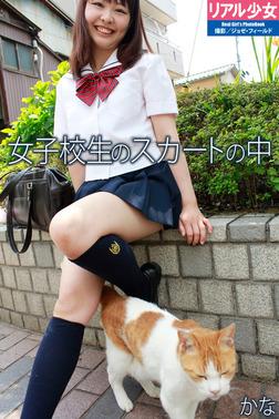 リアル少女☆かな 「女子校生のスカートの中」-電子書籍