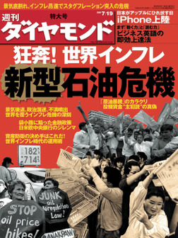 週刊ダイヤモンド 08年7月19日号-電子書籍