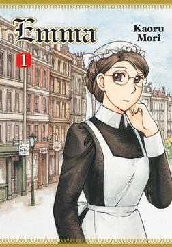 Emma, Vol. 1-電子書籍