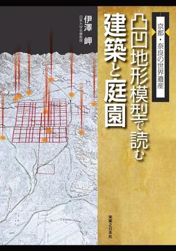 京都・奈良の世界遺産 凸凹地形模型で読む建築と庭園-電子書籍