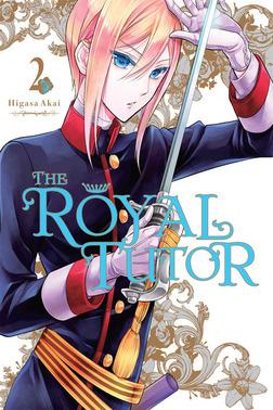The Royal Tutor, Vol. 2-電子書籍