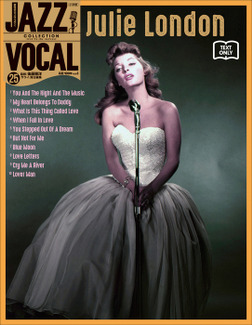 JAZZ VOCAL COLLECTION TEXT ONLY 25 ジュリー・ロンドン-電子書籍