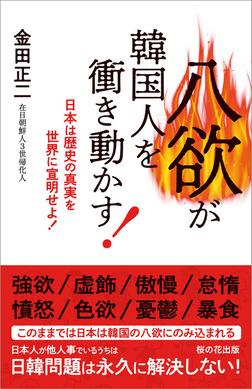 八欲が韓国人を衝き動かす! -日本は歴史の真実を世界に宣明せよ!-電子書籍