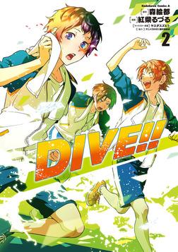 DIVE!! (2)-電子書籍