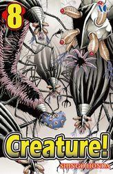 Creature!, Volume 8