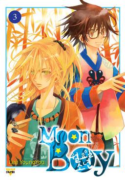 Moon Boy, Vol. 3