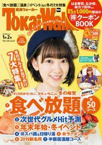 TokaiWalker東海ウォーカー2019年vol.1