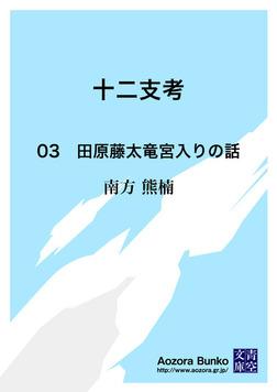十二支考 03 田原藤太竜宮入りの話-電子書籍
