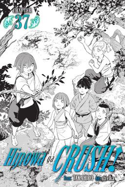 Hinowa ga CRUSH!, Chapter 37