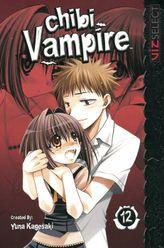 Chibi Vampire, Vol. 12