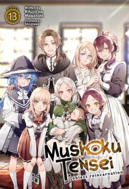 Mushoku Tensei: Jobless Reincarnation Vol. 13