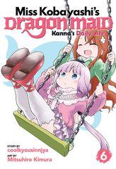 Miss Kobayashi's Dragon Maid: Kanna's Daily Life Vol. 6