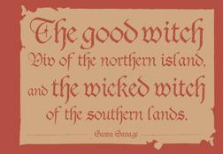『純潔のマリア』③限定版『The good witch Viv of the northern island. and the wicked witch of the southern lands.』-電子書籍