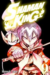 SHAMAN KING 9