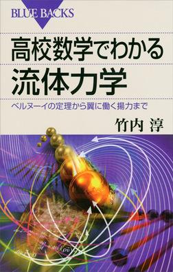 高校数学でわかる流体力学 ベルヌーイの定理から翼に働く揚力まで-電子書籍