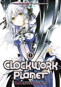 Clockwork Planet Volume 1