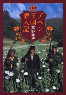 【カラー版】アヘン王国潜入記-電子書籍