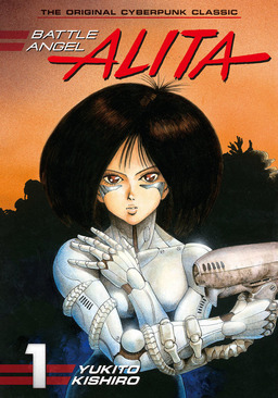 [FREE] Battle Angel Alita Volume 1 Chapters 1-2