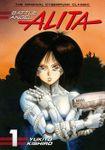 [FREE] Battle Angel Alita Volume 1 Chapters 1-2