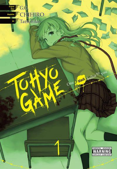 Tohyo Game: One Black Ballot to You, Vol. 1