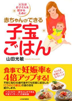 赤ちゃんができる子宝ごはん-電子書籍