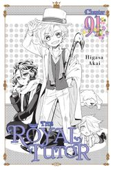 The Royal Tutor, Chapter 91