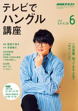 NHKテレビ テレビでハングル講座 2019年6月号-電子書籍