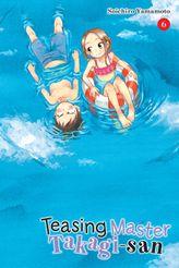 Teasing Master Takagi-san, Vol. 6