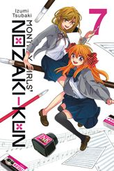 Monthly Girls' Nozaki-kun, Vol. 7