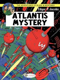 Blake & Mortimer - Volume 12 - Atlantis Mystery