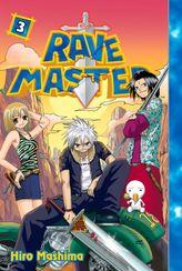 Rave Master Volume 3