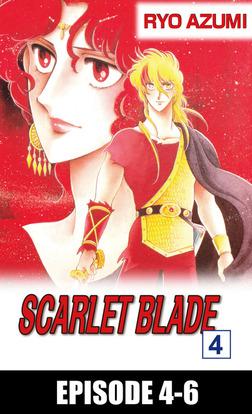 SCARLET BLADE, Episode 4-6-電子書籍