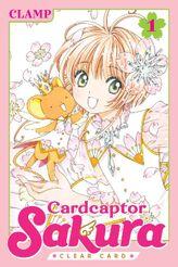 Cardcaptor Sakura: Clear Card Volume 1