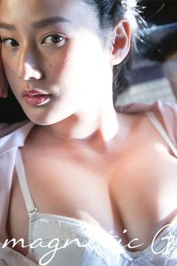 magnetic G 高嶋香帆『vision』-電子書籍
