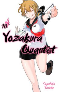 Yozakura Quartet Volume 18