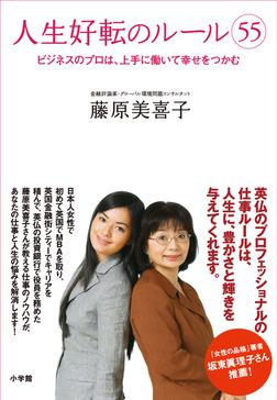 人生好転のルール(55) ビジネスのプロは、上手に働いて幸せをつかむ-電子書籍