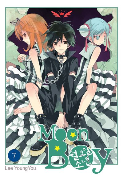 Moon Boy, Vol. 7