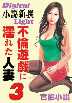 官能小説 不倫遊戯に濡れた人妻 3-電子書籍