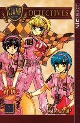 Clamp School Detectives, Vol. 3