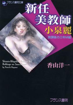 新任美教師・小泉麗 放課後の三年M組-電子書籍