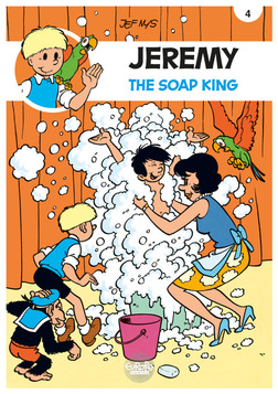 Jeremy - Volume 4 - The Soap King-電子書籍