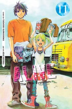 ALIVE Volume 11-電子書籍