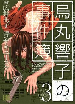 烏丸響子の事件簿 (3)-電子書籍