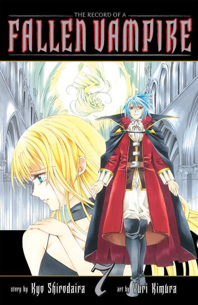 The Record of a Fallen Vampire, Vol. 7