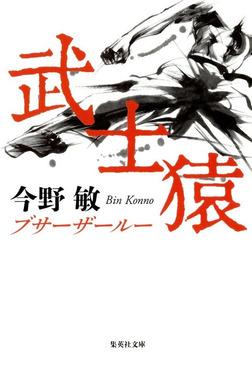 武士猿(琉球空手シリーズ)-電子書籍