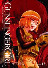 Gunslinger Girl Vol. 13